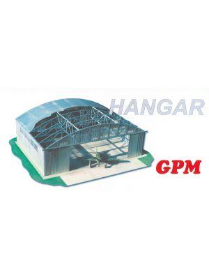 Hangar Lasercut kit