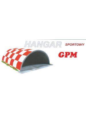 Hangar for sporting airplanes Lasercut kit