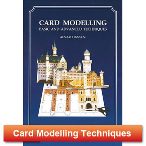 Card Modelling - Basic and advanced techniques