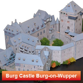 Castle Burg-on-Wupper