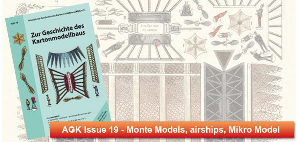 The History of Card Modeling (AGK) Issue 19