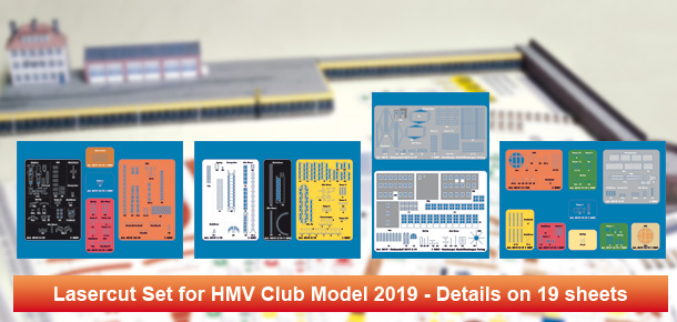 Lasercutset for Club Model 2019